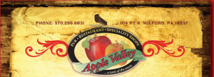 apple valley restaurant milford pa, apple valley milford pa, apple valley restaurant